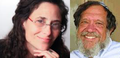 Rabbi Michael Lerner & Cat Zavis